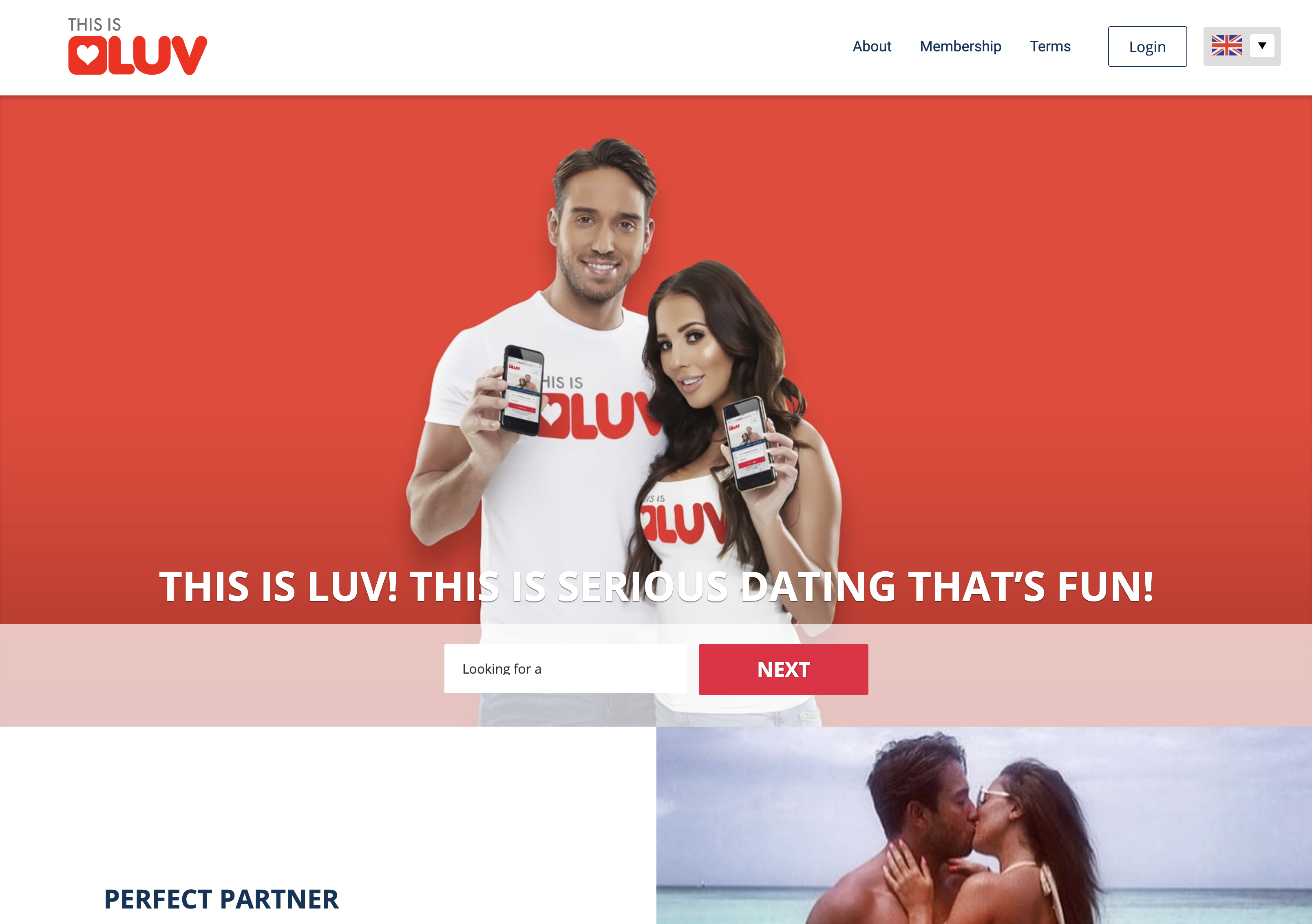 This Is Luv - Towie Dating Website